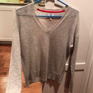 Sundry Cashmere Blend Sweater
